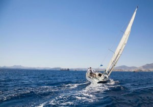 Sailing, snorkling, windsurf in Murcia coast