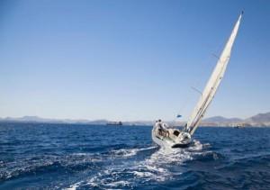 Sailing, snorkling, windsurf in Murcia coast